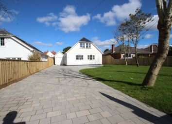 Thumbnail 4 bed detached house for sale in Avenue Road, Highcliffe