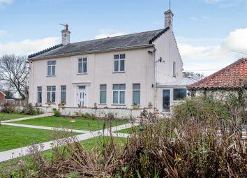 Thumbnail 5 bed detached house for sale in London Road, Gisleham, Lowestoft