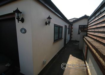 Thumbnail 2 bed bungalow to rent in Highfield Gardens, Grays, Essex