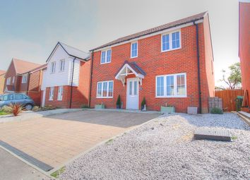 Thumbnail 4 bed detached house for sale in Mallow Drive, Stone Cross, Pevensey