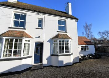 Thumbnail 2 bed flat for sale in Woolton Hill, Newbury