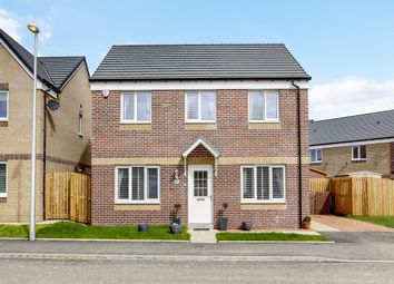 "Thumbnail 4 bed detached house for sale in ""The Ettrick"" at Bank Court, Irvine"