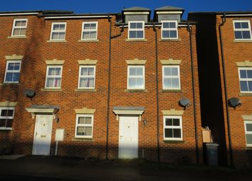 Thumbnail 3 bed terraced house for sale in Lathkill Street, Market Harborough