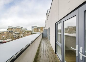 Thumbnail 2 bed flat for sale in Cubitt Apartments, 36 Chatfield Road, London