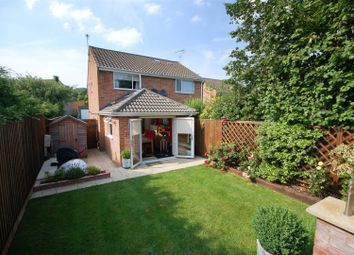 Thumbnail 2 bed semi-detached house for sale in The Delkin, Cam, Dursley