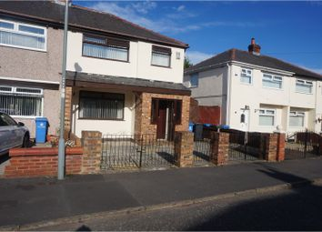 Thumbnail 3 bed semi-detached house for sale in Beechwood Grove, Prescot