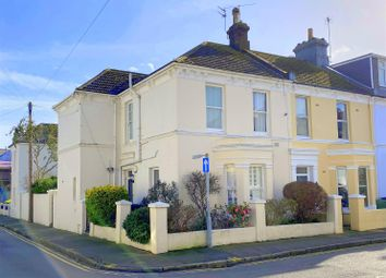 Thumbnail 4 bed semi-detached house for sale in Hyde Road, Eastbourne