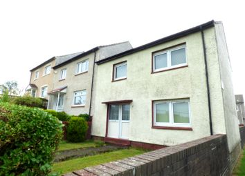 Thumbnail 3 bed end terrace house for sale in Davey Street, Greenock