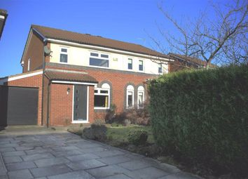 Thumbnail 3 bed semi-detached house for sale in Benedict Drive, Dukinfield