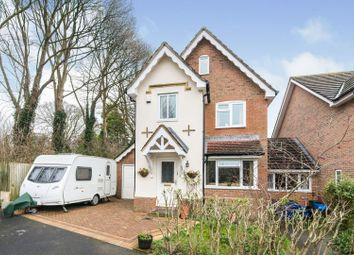 3 bed link-detached house for sale in Speckled Wood Road, Basingstoke RG24