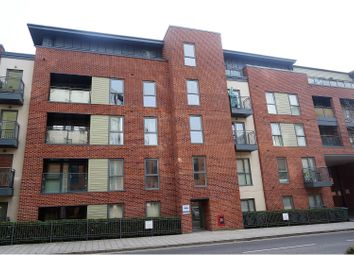 Thumbnail 2 bed flat for sale in 27 John Thornycroft Road, Woolston, Southampton