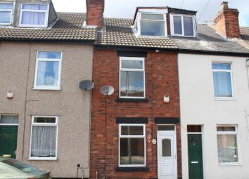 Thumbnail 3 bed terraced house for sale in Cambridge Street, Mansfield