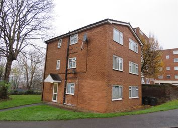 Thumbnail 2 bed flat for sale in Moulton Rise, Luton