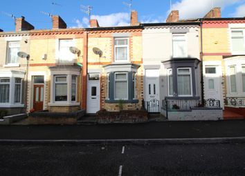 Thumbnail 2 bed terraced house for sale in Briarwood Road, Aigburth