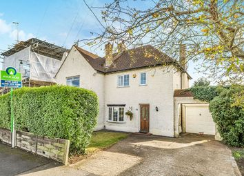 Thumbnail 3 bed semi-detached house for sale in Grange Road, Chessington