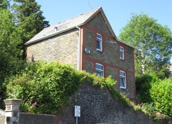 Thumbnail 3 bed detached house for sale in Tyfica Road, Pontypridd, Rhondda Cynon Taff
