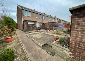 Thumbnail 3 bed semi-detached house for sale in Kingsway Avenue, Ollerton, Newark