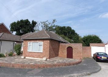 Thumbnail 2 bed bungalow for sale in Robin Close, Billericay