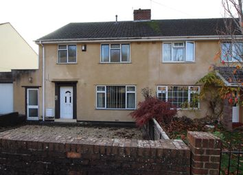 Thumbnail 3 bed semi-detached house for sale in Melrose Avenue, Yate, Bristol