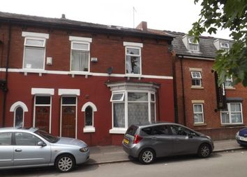 Thumbnail 5 bedroom end terrace house for sale in Oxney Road, Manchester, Greater Manchester