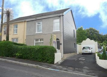 Thumbnail 3 bed semi-detached house for sale in Bethesda Road, Tumble, Llanelli