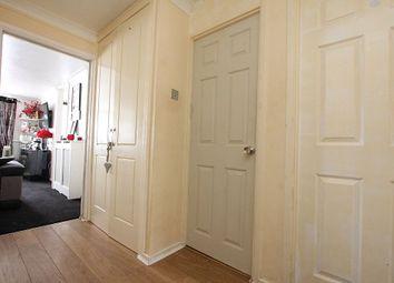 Thumbnail 2 bed flat for sale in Gerard Gardens, Rainham, Essex