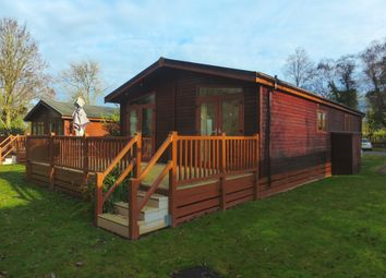 Thumbnail 3 bedroom mobile/park home for sale in Barton Road, Kettering
