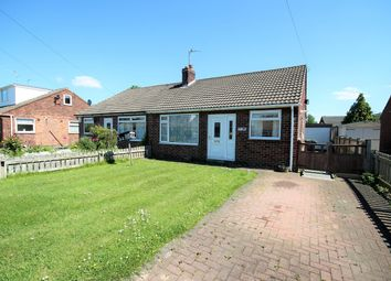 Thumbnail 2 bed semi-detached bungalow for sale in Borrowdale Drive, York