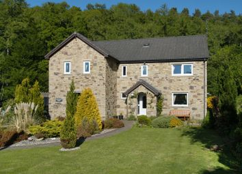 Thumbnail 5 bed detached house for sale in The Green, Oxnam, Jedburgh
