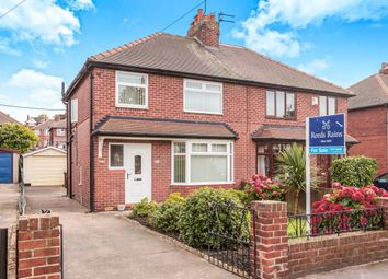 Thumbnail 3 bed semi-detached house for sale in Newfield Avenue, Castleford