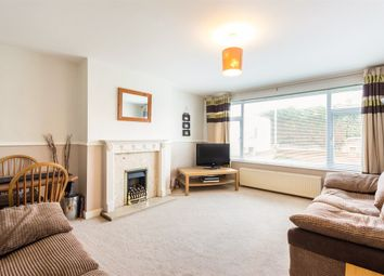 Thumbnail 2 bedroom flat for sale in Whitecliffe Crescent, Swillington, Leeds