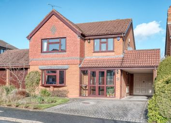 Thumbnail 4 bed detached house for sale in Waresley Park, Hartlebury, Kidderminster