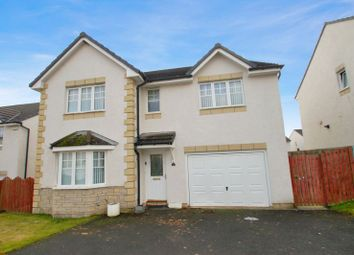 Thumbnail 4 bedroom detached house for sale in Auctioneers Way, Lanark