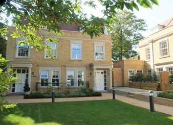 4 bed semi-detached house for sale in Ridgewood, Brooklands Road, Weybridge KT13