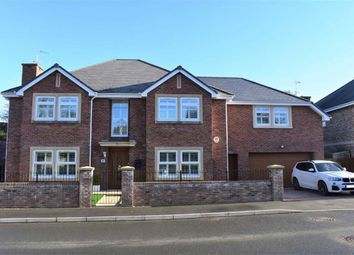 Thumbnail 5 bed detached house for sale in Moorland Avenue, Newton, Swansea