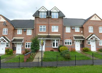 Thumbnail 4 bed property to rent in Grosvenor Park, Crewe, Cheshire