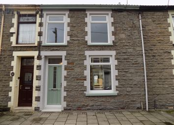 Thumbnail 3 bed terraced house for sale in Lewis Street, Pentre, Rhondda, Cynon, Taff.