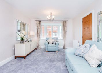 Thumbnail 4 bed detached house for sale in Pulford Drive, Thurnby, Leicester