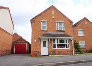 Thumbnail 3 bed detached house for sale in Tintagel Way, New Waltham