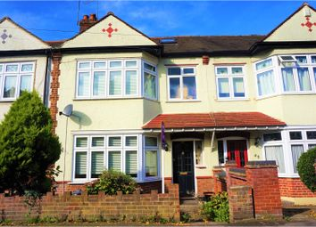 Thumbnail 3 bedroom terraced house for sale in Waltham Road, Woodford Green