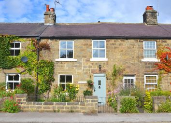 Thumbnail 2 bed terraced house for sale in Lund Lane, Killinghall, Harrogate