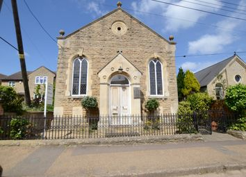 Thumbnail 3 bedroom detached house to rent in Church Street, Nassington, Peterborough