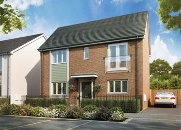 Thumbnail 3 bed detached house for sale in Plot 175 The Webster, Glan Llyn, Llanwern, Newport
