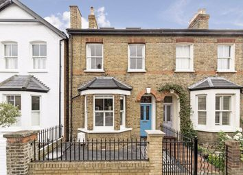 Thumbnail 4 bed terraced house for sale in Milton Road, Hampton
