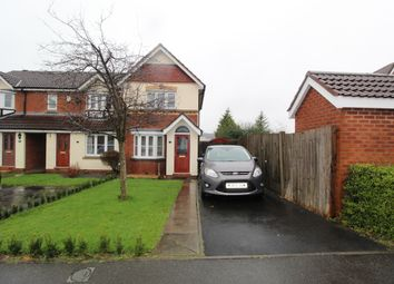 Thumbnail 2 bed end terrace house for sale in Springburn Close, Horwich, Bolton