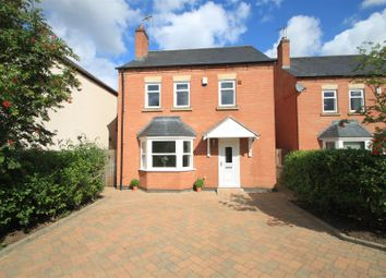 Thumbnail 3 bed detached house for sale in Coventry Road, Burbage, Hinckley
