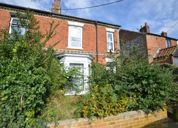 Thumbnail 3 bed terraced house for sale in Watton Road, Swaffham