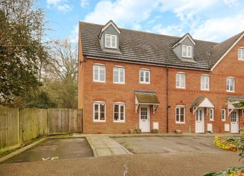 Thumbnail 4 bed end terrace house for sale in Poperinghe Way, Arborfield, Reading