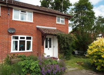 Thumbnail 1 bed maisonette to rent in Mallard Close, Romsey