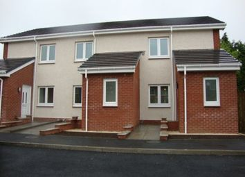 Thumbnail 2 bed end terrace house to rent in Williamson Place, Johnstone